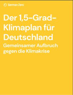 Klimaplan Deutschland